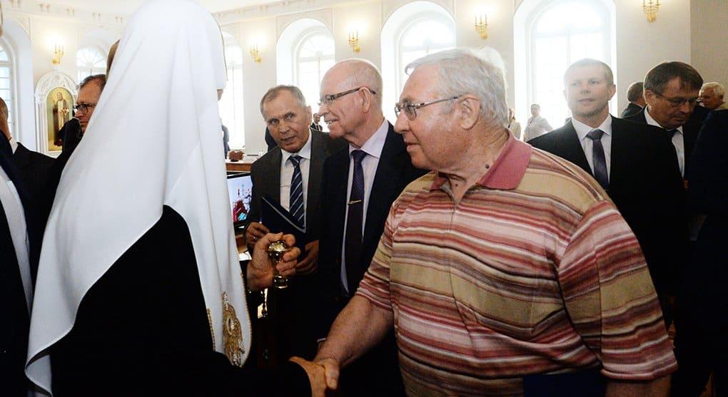 Церковь – безусловный союзник ученых в вопросах образования и развития науки, - патриарх Кирилл
