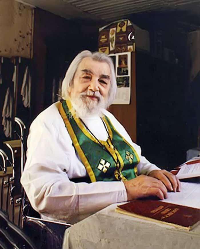 Старец Иоанн Крестьянкин