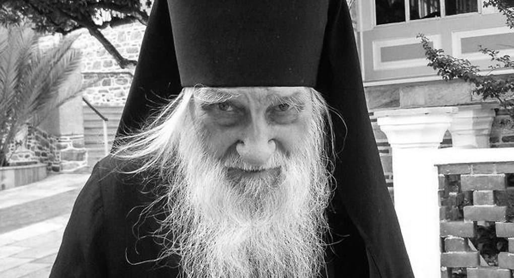 Отошел ко Господу игумен Свято-Пантелеимонова монастыря на Афоне схиархимандрит Иеремия