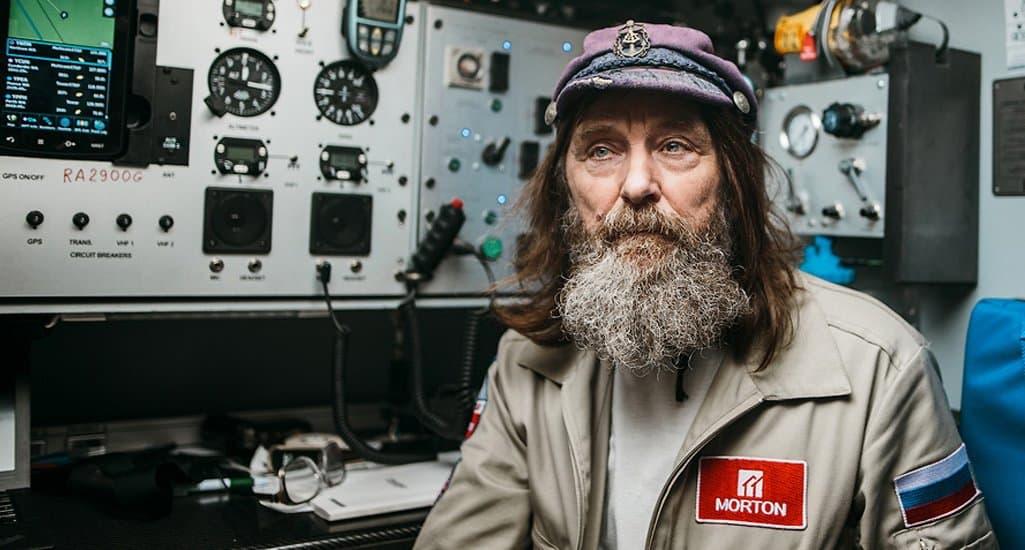 Священник-путешественник Федор Конюхов отмечает 65-летие