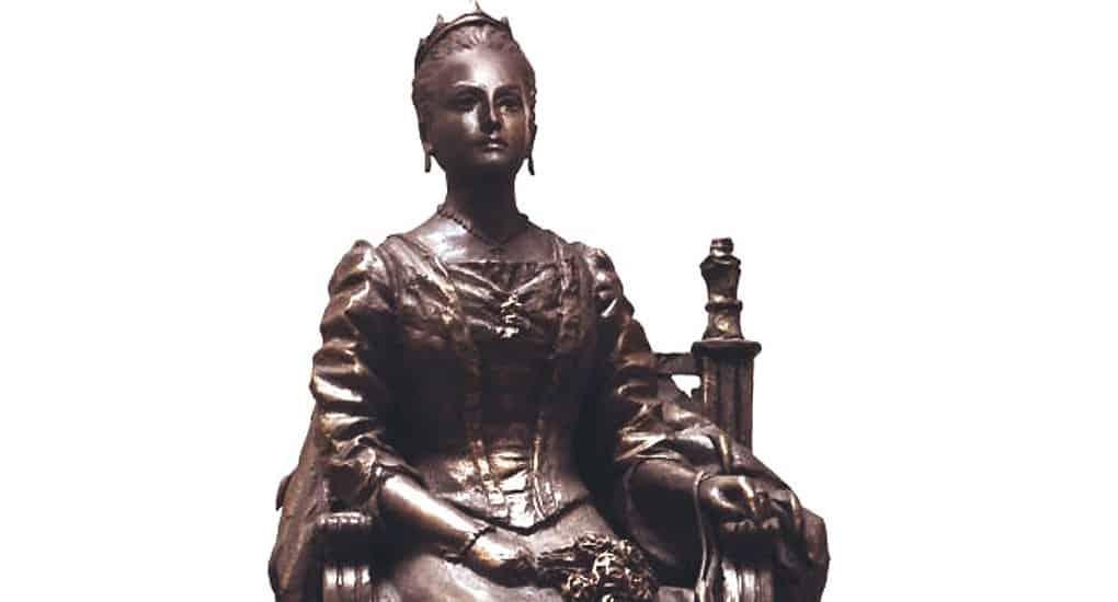 Памятник русской княгине Ольге, Королеве Эллинов, установят в Греции