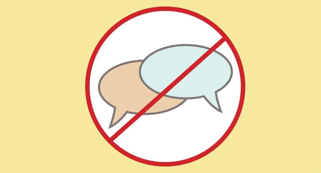 Грех ли сделать замечание разговаривающим в храме?