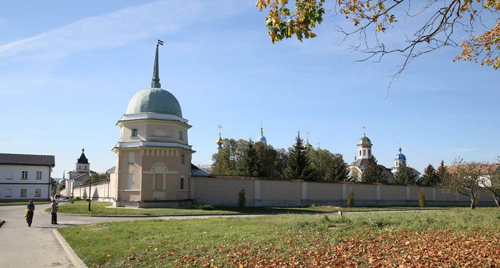В Минкультуры заявили о «взрывном росте» религиозного туризма в России