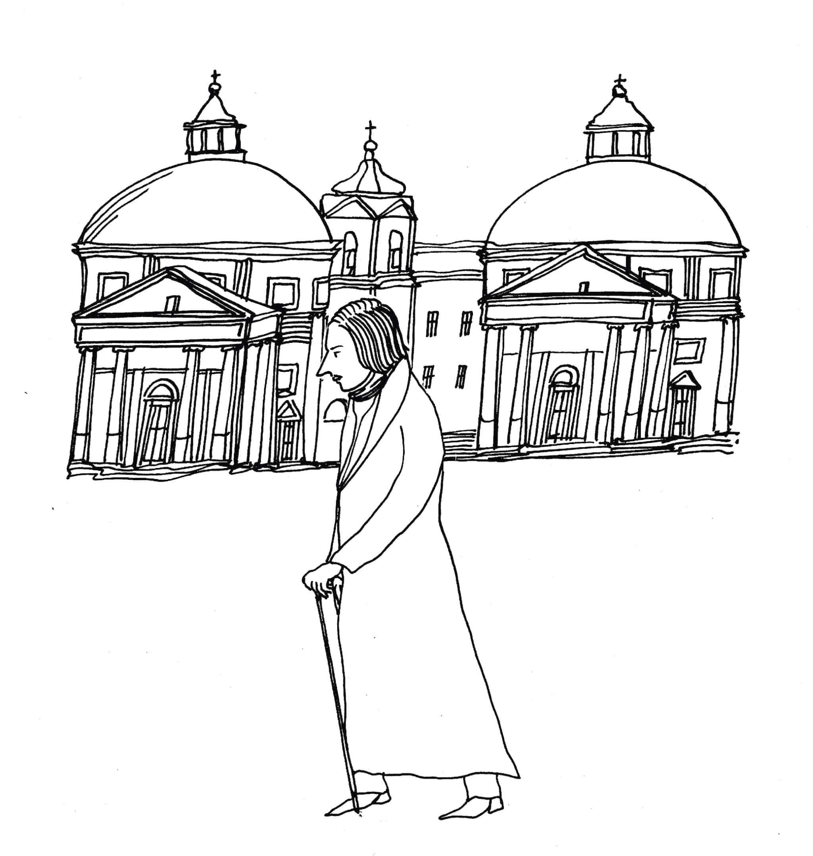 Рисунок Екатерины Ватель