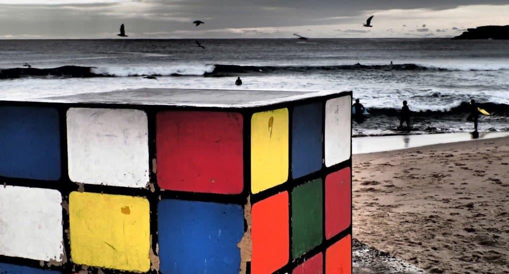 Кубик, который сошел с ума