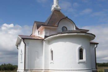 Крестильный храм Богоявления. Фото Юлии Маковейчук