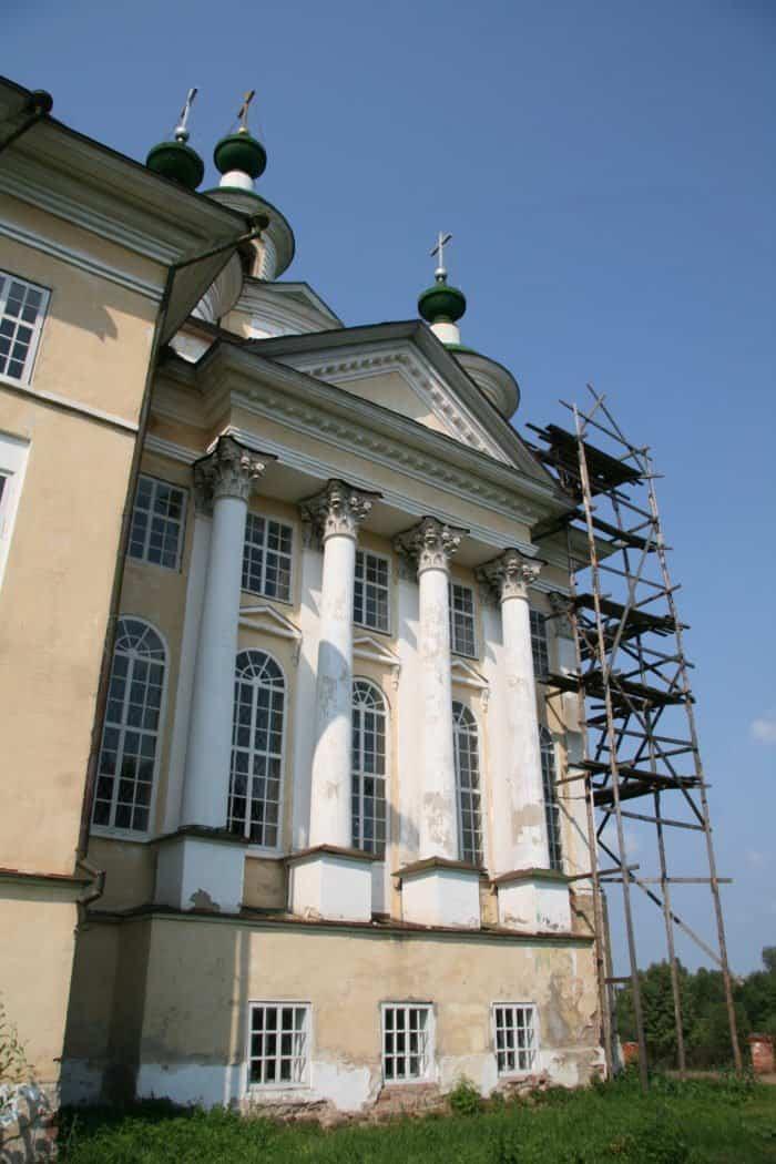 Воскресенский собор. Фото Алексея Колосова