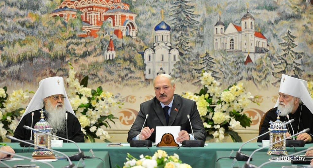 Авторитет и опыт Церкви востребованы как никогда, – Александр Лукашенко