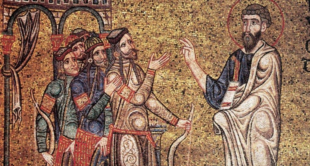 Церковь празднует перенесение мощей святого апостола Варфоломея