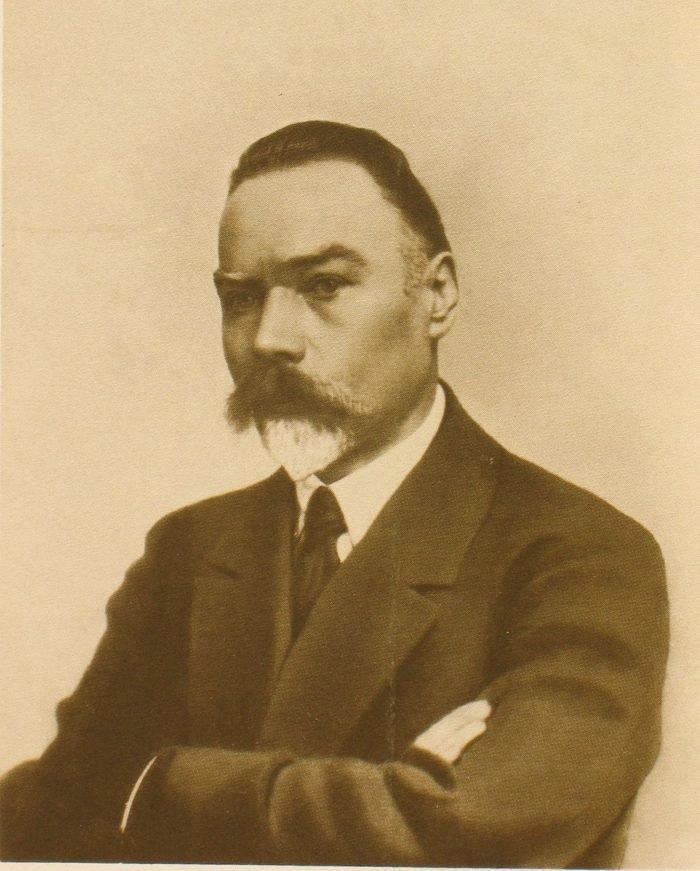 Валерий Брюсов, в 1900-х (до 1917)
