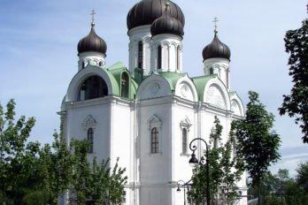 Собор святой Екатерины. Фото Orange-kun/Wikimedia Commons