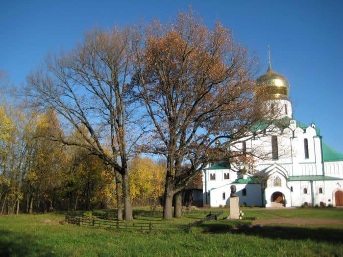 Дубы, которые посадил император Николай II