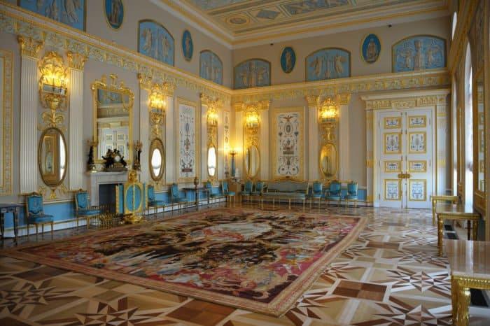 Екатеринский дворец. Фото Aleks-G_wiki