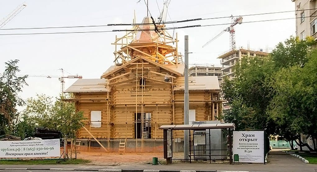 Количество храмов в Москве увеличилось более чем на 130, - патриарх Кирилл