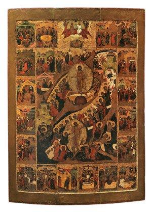 В Ярославль вернулась уникальная икона XVII века