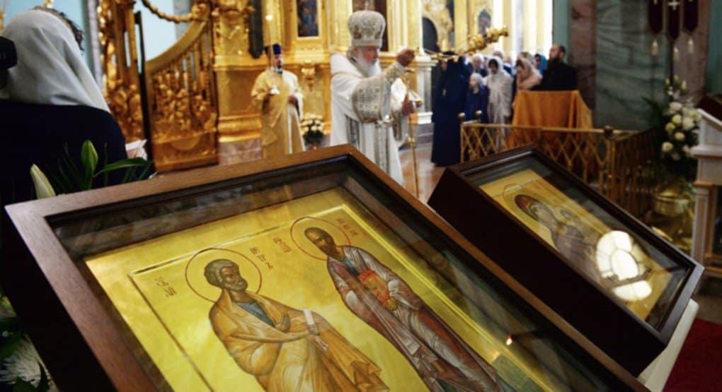 Первую томографию иконы сделали новгородские реставраторы