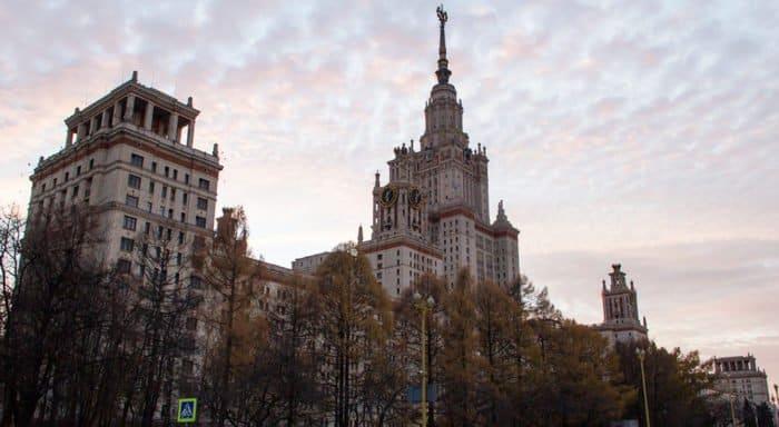 МГУ стал первым в рейтинге евразийских ВУЗов