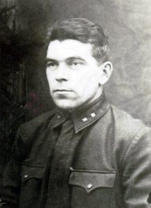 Лейтенант И. И. Мещеряков (фото 1938 г.) Источник фото