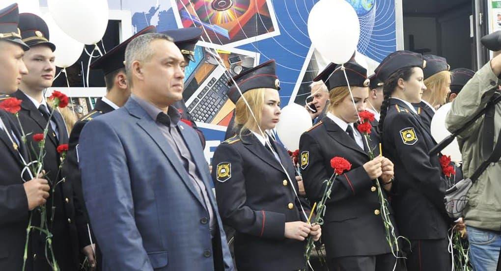 В подмосковном Мураново почтили память детей, погибших в Беслане
