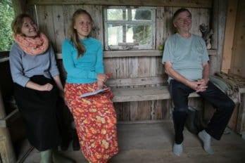 Беседы с местными жителями достойны отдельного рассказа