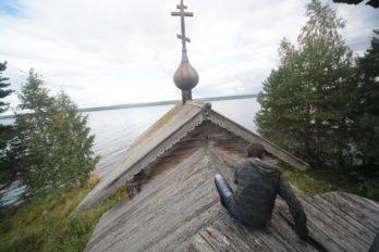 Русский Север - это наша история, к которой в наших экспедициях можно прикоснуться руками...