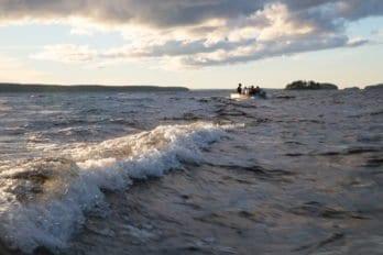 Водный путь - самый быстрый