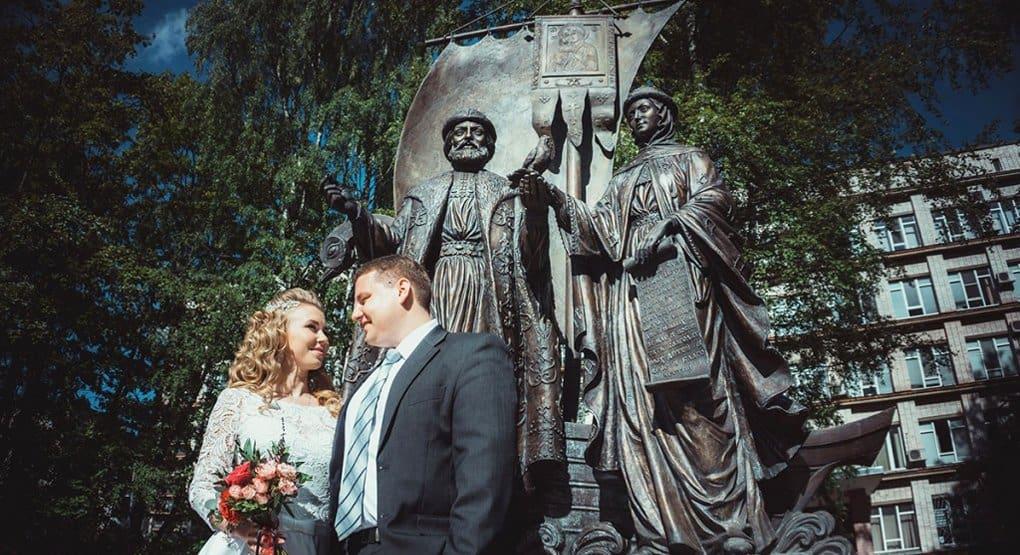 Памятник святым Петру и Февронии напомнит студентам Политеха о святости брака