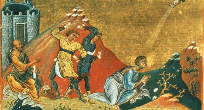 Церковь чтит память первомученика Стефана