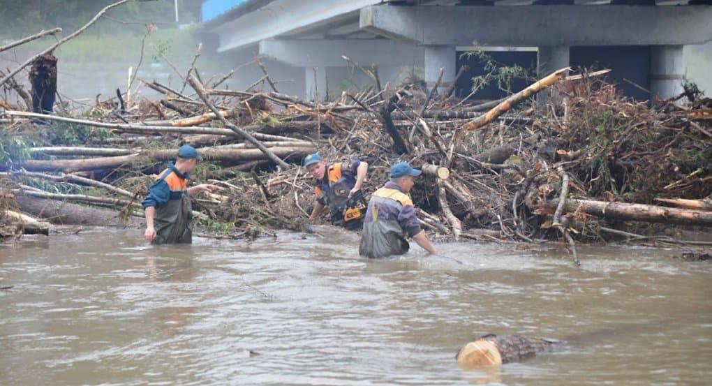 Объявлен церковный сбор средств пострадавшим от наводнения в Приморье