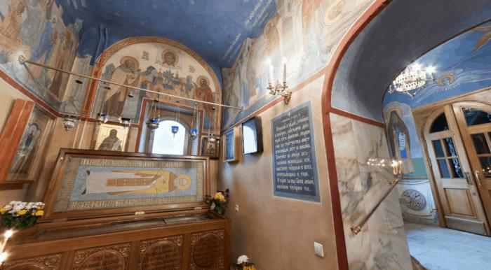 Храм святитель Николая в Кленниках, мощи праведного Алексия Московского. Источники <a href=