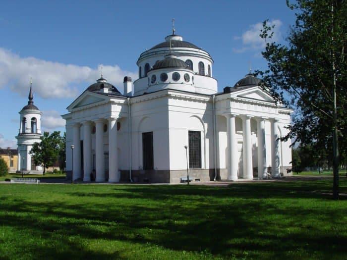 Собор святой Софии. Фото clement-mizzi