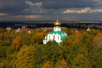 Феодоровский собор. Фото pavlikhin/Wikimedia Commons
