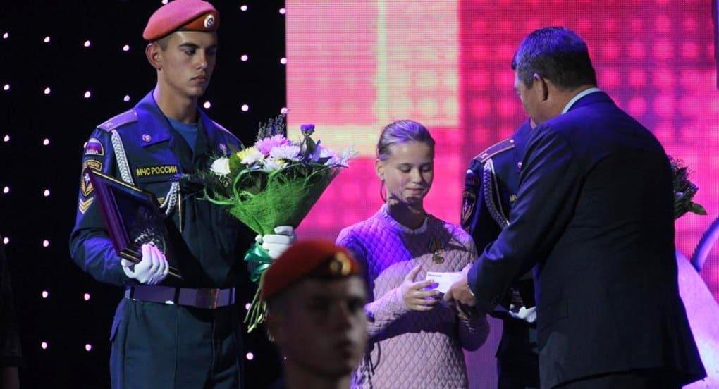 Юлию Король, сообщившую о трагедии на Сямозере, наградили премией «Щит и роза»