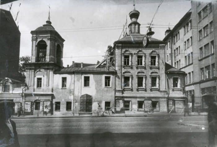 Храм святителя Николая в Кленниках, 1920-1930 гг.