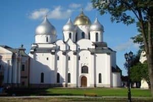 Софийский собор в Великом Новгороде. Фото: user-101_cc-by-sa-3-0