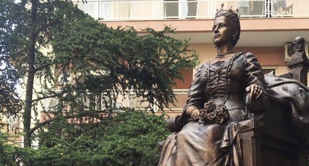 Греки поставили памятник русской княгине-благотворительнице Ольге