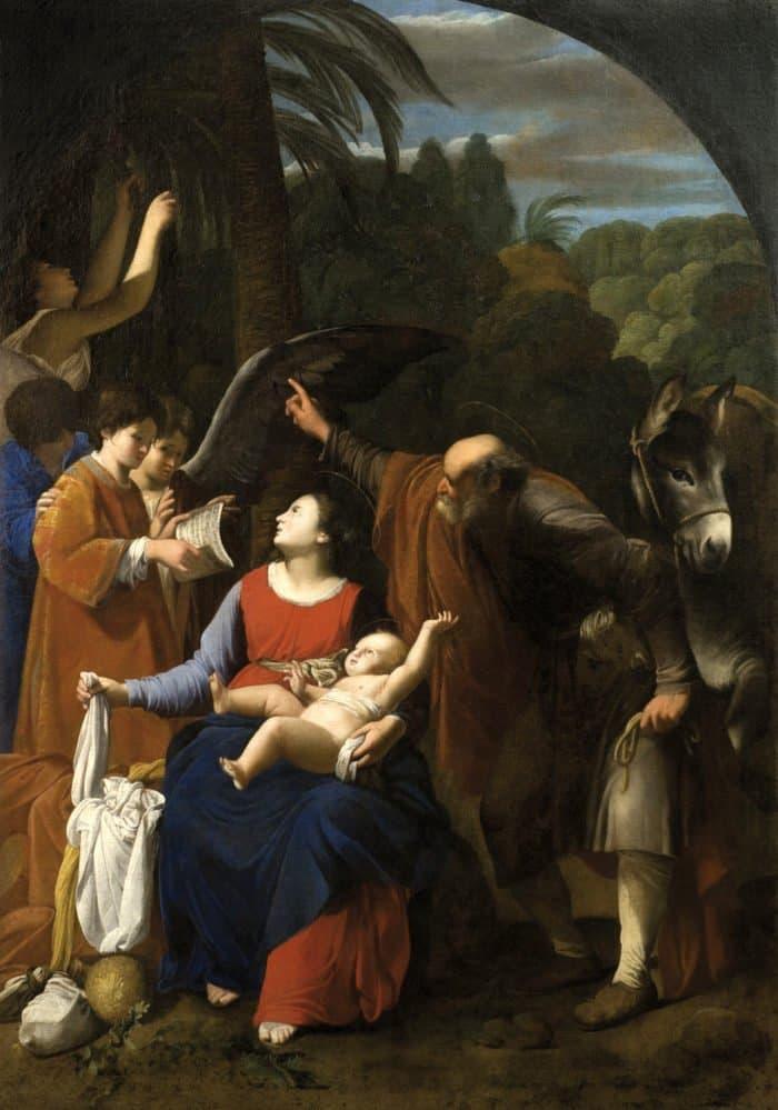 Рождество Пресвятой Богородицы Карло Сарачени (Венециано)