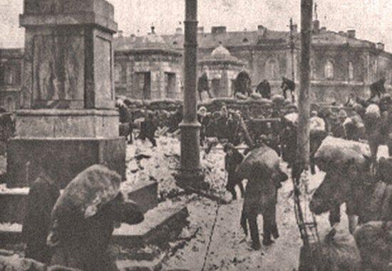 Петроград, 1919 г.