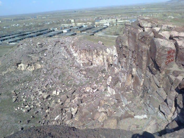 Где-то здесь, рядом с сибирским рудником Темиртау, погребен в безвестной могиле священномученик Григорий Аверин