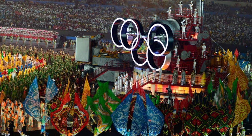 Олимпийские игры - идолопоклонство?