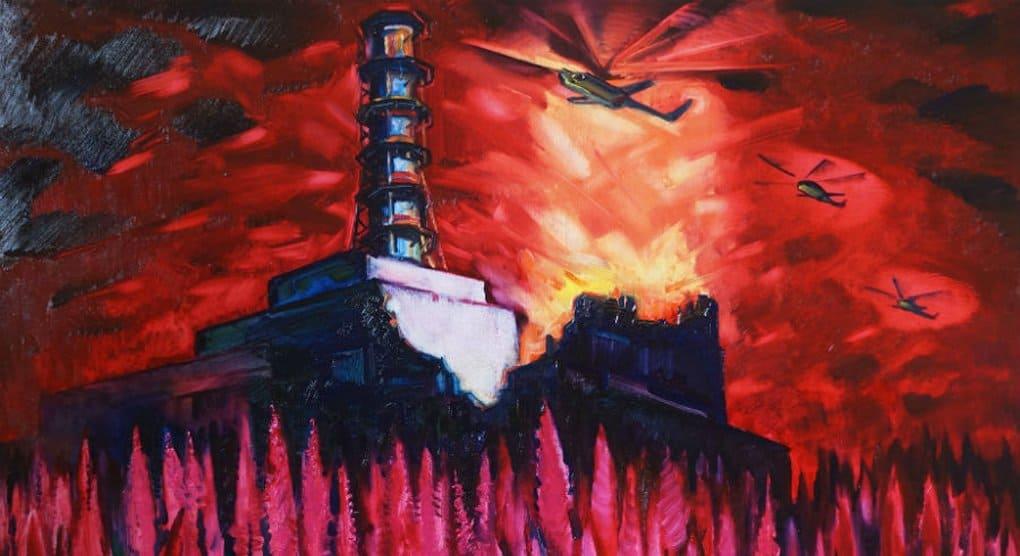 Масштабная выставка в память о героях Чернобыля открывается в Москве