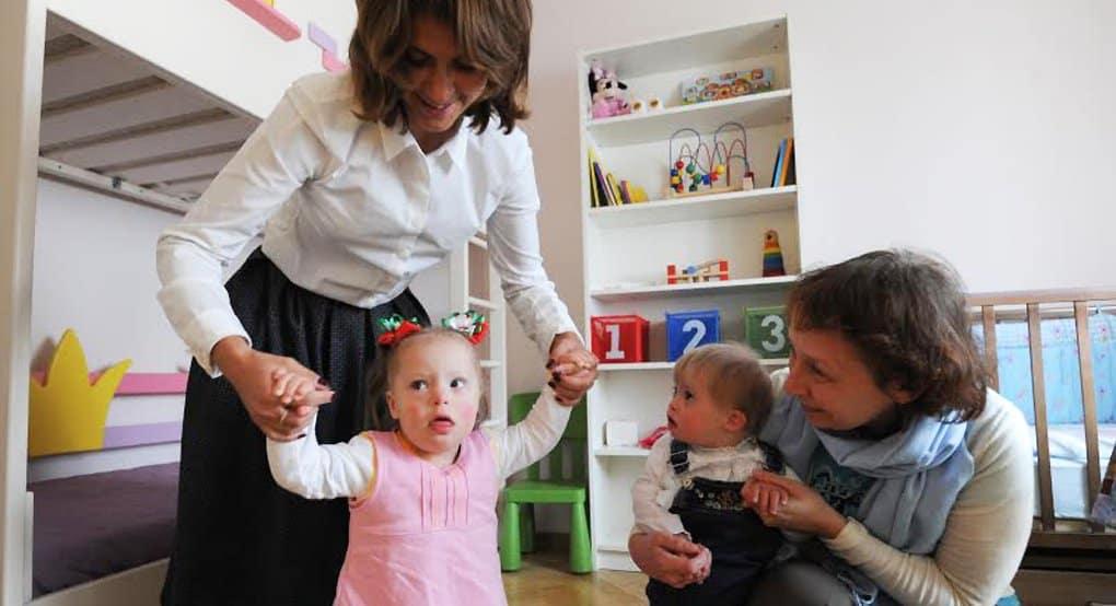 Елизаветинский детский дом откроет двери для приемных родителей