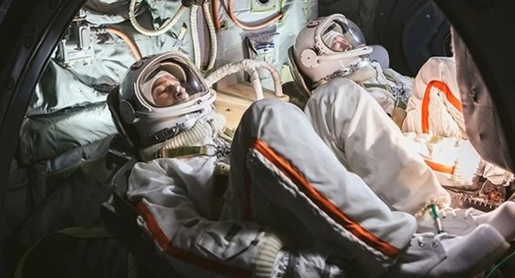 Блокбастер о первом человеке в открытом космосе выходит в прокат