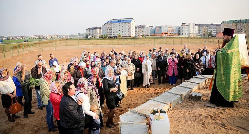 Первый белорусский храм Паисия Святогорца возведут в Слуцке