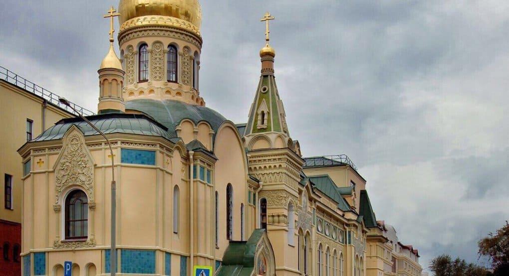 Патриарх Кирилл освятил домовый храм Плехановского университета