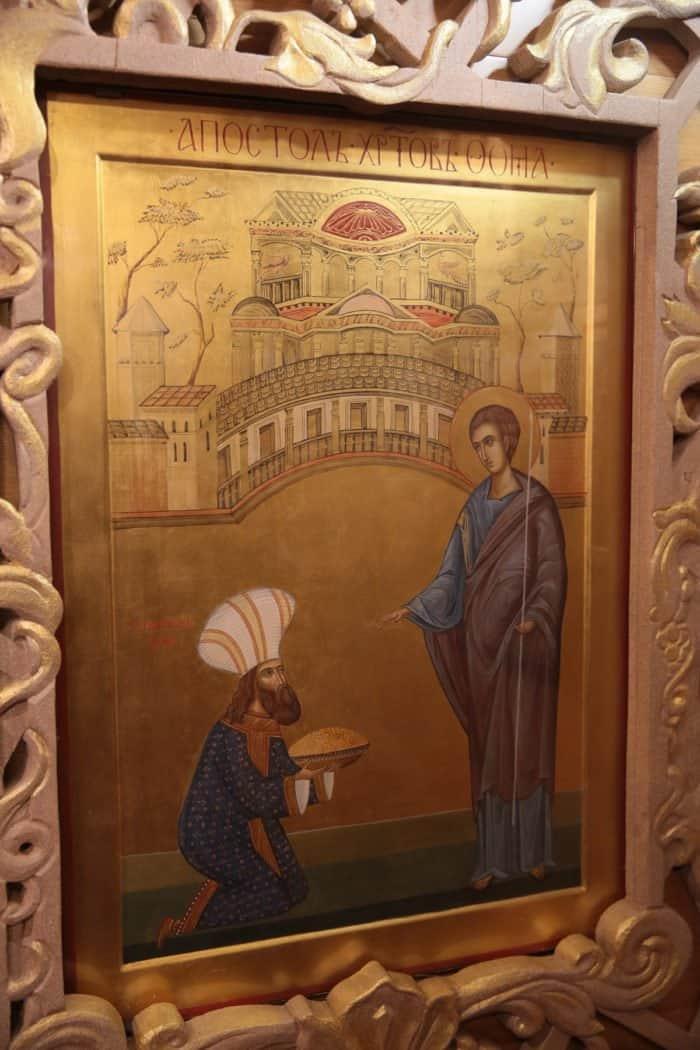 10 лет храму апостола Фомы