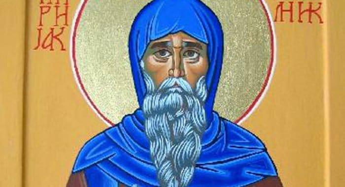 Церковь вспоминает святого отшельника Кириака