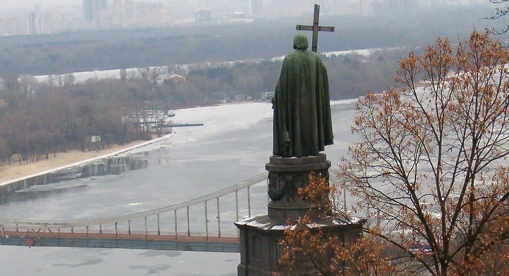 Святой князь Владимир назван самым значимым деятелем в истории Украины