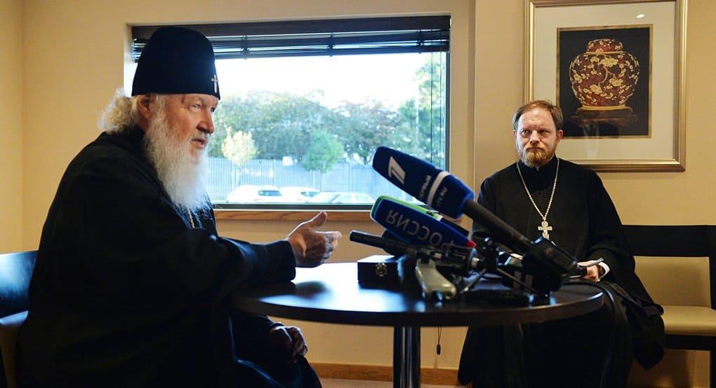 У христиан есть общая озабоченность происходящим в мире, - патриарх Кирилл