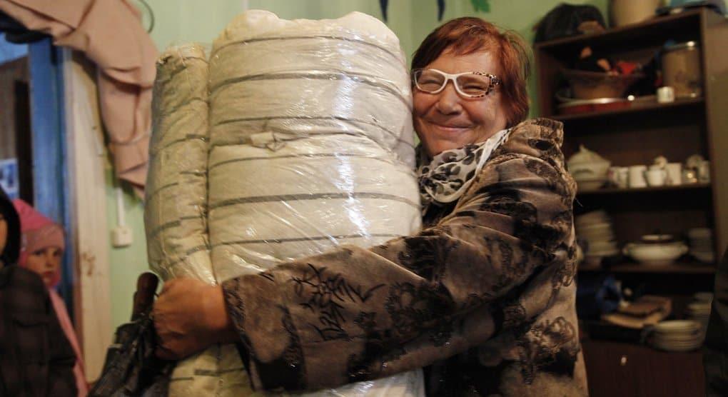 Около миллиона рублей собрала Церковь для подтопленных приморцев